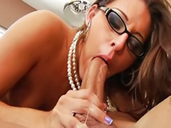 Striptease lingerie, Lingerie heels, Lingerie brunette, Facials glasses, Facial glasses, Gracie glam