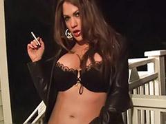 زن ایرانی, سیگار