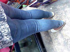 Ass, Jeans, Girl