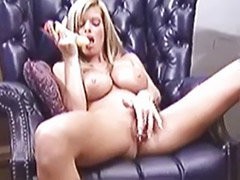 Blonde toy solo, Tits solo toy masturbation, Tits solo masturbation, Tits jerk, Tit jerk, Toys big tits