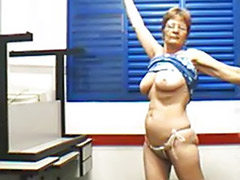 Granny webcam, Mature webcam