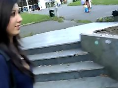 Teen, Public, Teen blowjob, Nudist