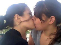 Lesbianas besos