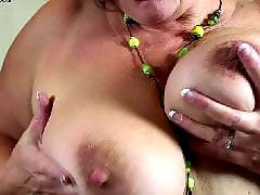 Milf, Granny, Mature, Panty, Old