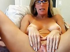 Milf solo, Webcam milf, Pussy lips