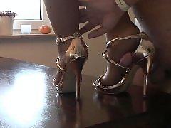 Worship foot, Stockings cumshot, Stocking fetish, Shoes, Shoe shoes, Footing stockings