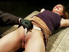 Whippings, Pussy whipping, Pussy whip, Pussy bondage, Shaved bondage, Bondage shaving