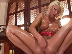 Solo oiled, Solo girl fisting, Solo fisting, Solo fist, Masturbation oiled, Owned