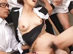 Teacher, Hairy masturbation