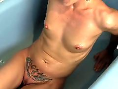 Usهبودية, Tricke, Trick, Wifes showers, Wife shows, Wife masturbating