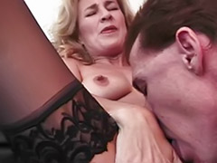 Mature stockings sex, Mature blonde blowjob, Stockings czech, Man stocking, Man cumming, Mature stockings masturbation