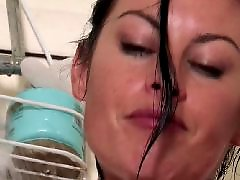 Pussy dildo, Pierced pussy, Pierced masturbate, Showers, Shower babe, Sex with pussy