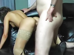 Sex-nice, Nice sex, Nice cum, Making sex, Blowjob in stockings, Amateur cum stocking