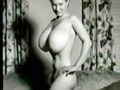 Vintage girl, Vintage big, Vintage tits, Pin-up, Solo vintage, Big vintage tits