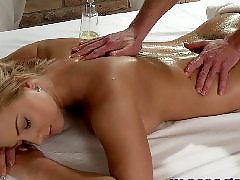 Massage, Young, Big tits