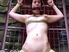 Submissive girl, Submissive, Submissed, Solo bound, Solo bondage, Bondage girls