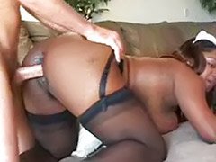Titfuck stockings, Titfuck bbw, Tattoos stockings, Tattooing cock, Tattoo titfuck, Stockings interracial