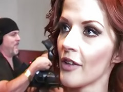 Joslyn, Behind-the-scenes, Behind the scenee, James, Behinde the scenes, Behind scene