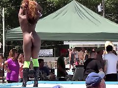 Parting, Part, Public nude, Partı, Poppin, Nudes-a-poppin