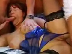 German milf, German anal