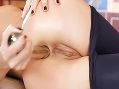 Teen solo anal, Teen anal solo