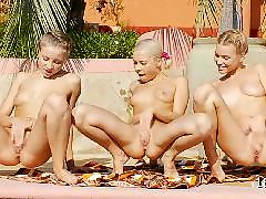 Öother lesbian, Öother, Two teens, Two teen, Two pussy, Two lesbians