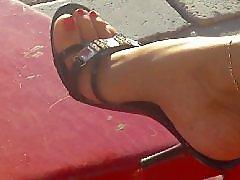 Heels, Close up