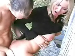 Green, Cum cfnm, Cfnm outdoors, Cfnm outdoor, Cfnm cum, Cfnm blowjobs
