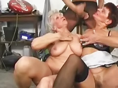 Threesome stocking, Threesome grannies, Sex granny sex, Grannie cums, Threesomes stock, Threesome stockings