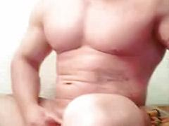 Studs masturbation, Solo jerk cock, Gay stud solo