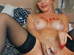 Webcam solo blonde, Webcam stockings, Webcam stocking, Webcam rub, Rubbing clit, Rub clits