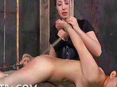 Tit tortured, Tit bondage lesbians, Tortured tits, Nail torture, Lesbian bondage tit, Tit torture