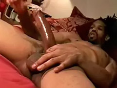 Solo ebony, Black gay