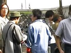 일본 슈퍼, 수퍼걸, 일본 야외
