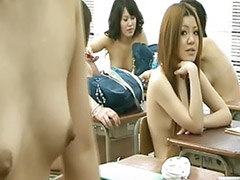 Asian solo, School, Japanese teen