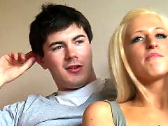Kimberly, Kimber, British couple, British blonde, Real couples, Real