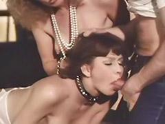 Vintage spanking, Vintage masturbating, Vintage facial, Vintage blonde, Vintage threesomes, Vintage threesome