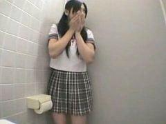 Toilet, Public, Student