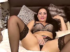 Mature masturbation, Milf masturbation, Mature masturbating, Mature stockings, Lingerie