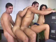 Three girls, Three girl, Guys, Guy, Bisexal, A guy