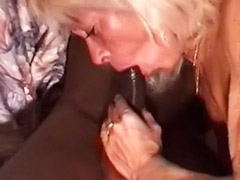 Squirting anal, Mature stockings sex, Mature blonde blowjob, Mature anal sex, Hairy stockings, Blonde squirt