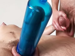 Using gay, Used gay, Pumping, Pumped, Pump penis, Penis-pump