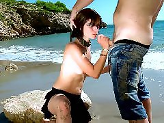 French, Amateur anal, Amateur, Milf, French anal, Beach