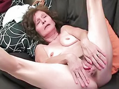 In granny, Hairy stockings, Hairy granny, Stockings granny, Stocking hairy, Solo masturbation in stockings