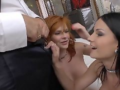 Double anal, Anal lesbians, Rocco