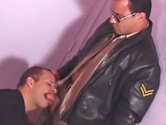 Police gay blowjob, Sex train, Training anal, Train gay, Train anal, Police fucking