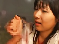 Threesome handjobs, Japanese sluts, Japanese blowjob handjob, Hungry blowjob, Handjobs threesome, Handjob threesome