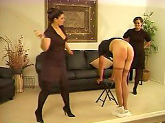 Lady, Caning, Strict, Lady k, By پ, Caneing