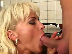 Young suck old, Young milf, Young hardcore, Young and milf, Milf kitchen, Milf in kitchen
