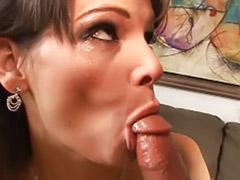 Poke, Masturbate both, Handjob in cum, Hot milf licked, Hot milf anal cum, Brunette milf handjob